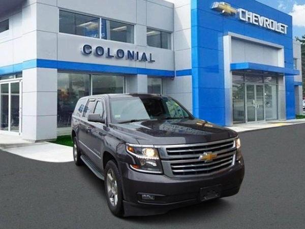2016 Chevrolet Suburban in North Dartmouth, MA