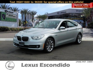 2017 Bmw 5 Series 535i Gran Turismo For In Escondido Ca