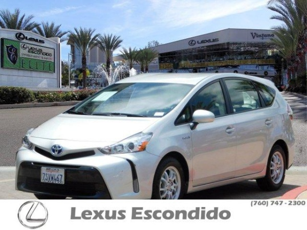 used toyota prius v for sale in san diego ca u s news world report. Black Bedroom Furniture Sets. Home Design Ideas
