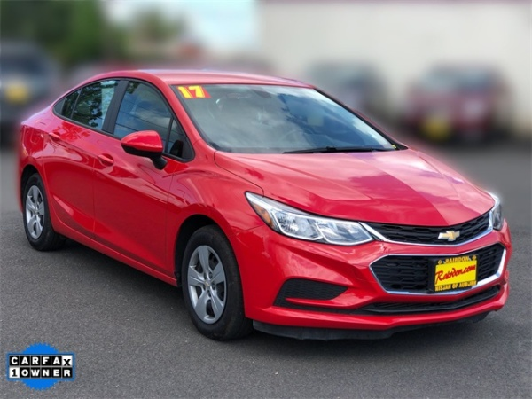 2017 Chevrolet Cruze Reviews, Ratings, Prices - Consumer Reports