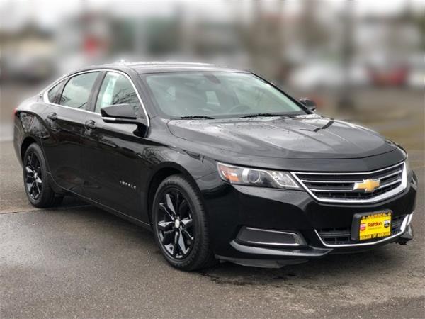 2016 Chevrolet Impala in Auburn, WA