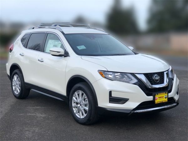 2020 Nissan Rogue in Auburn, WA
