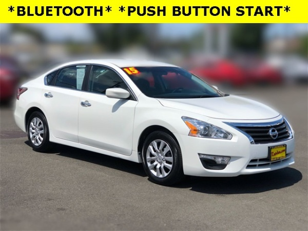 2015 Nissan Altima Reviews, Ratings, Prices - Consumer Reports