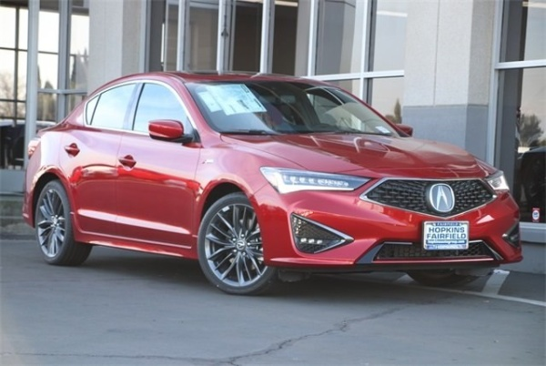 2019 Acura ILX with A-Spec/Premium Package