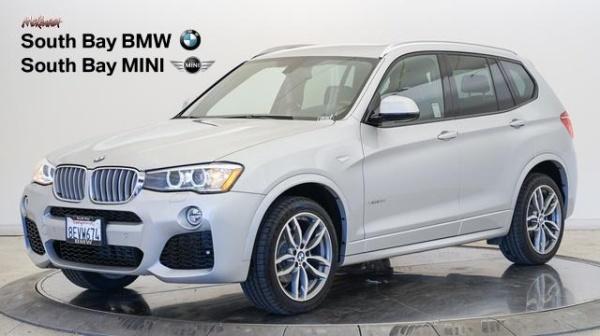 2017 BMW X3 in Torrance, CA