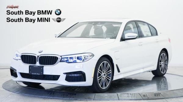 2019 BMW 5 Series in Torrance, CA