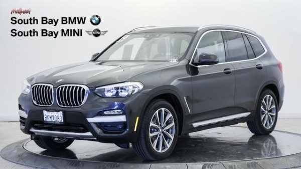 2019 BMW X3 in Torrance, CA