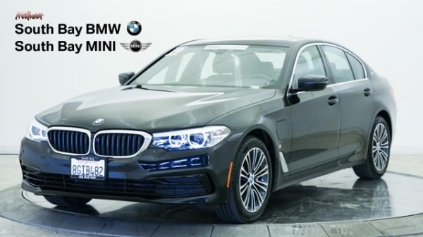 2019 BMW 5 Series 530e iPerformance