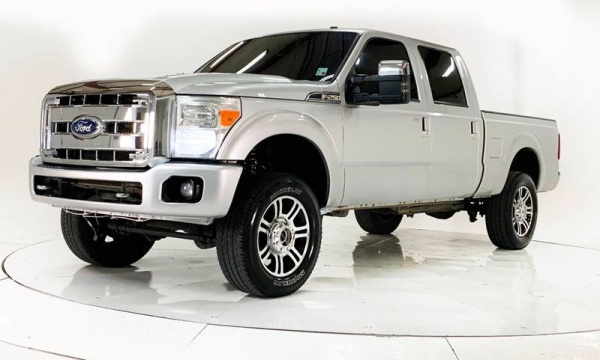 2011 Ford Super Duty F-250 in Houston, TX