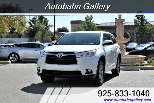 Used 2014 Toyota Highlander for Sale in Tracy, CA | U S