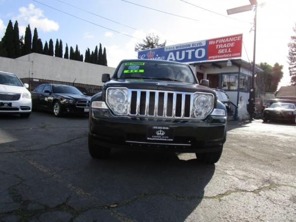 2010 Jeep Liberty in Hayward, CA