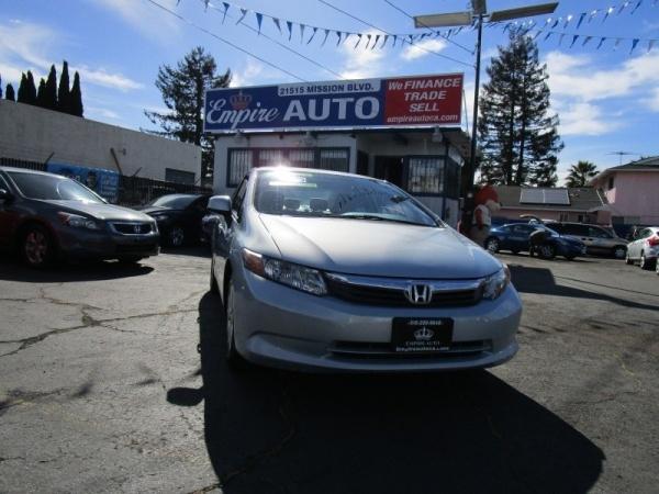 2012 Honda Civic in Hayward, CA