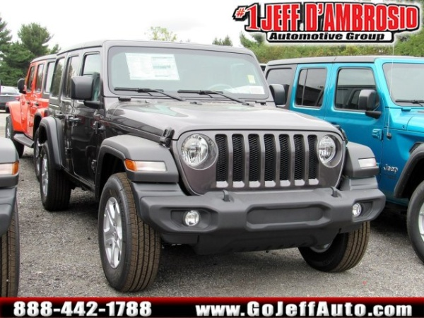 2020 Jeep Wrangler in Downingtown, PA