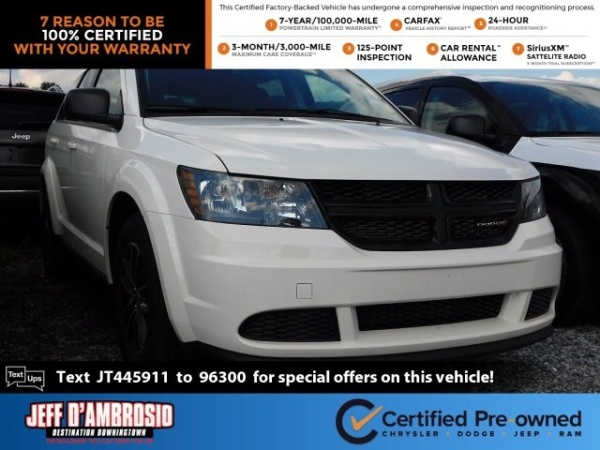 2018 Dodge Journey in Downingtown, PA