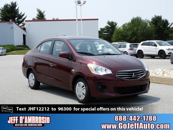 2018 Mitsubishi Mirage in Downingtown, PA