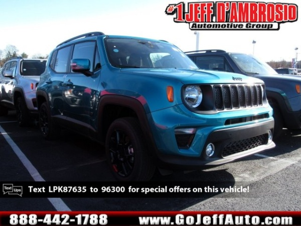 2020 Jeep Renegade in Downingtown, PA