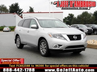 2017 Nissan Pathfinder Sv 4wd Alt For In Downingtown Pa