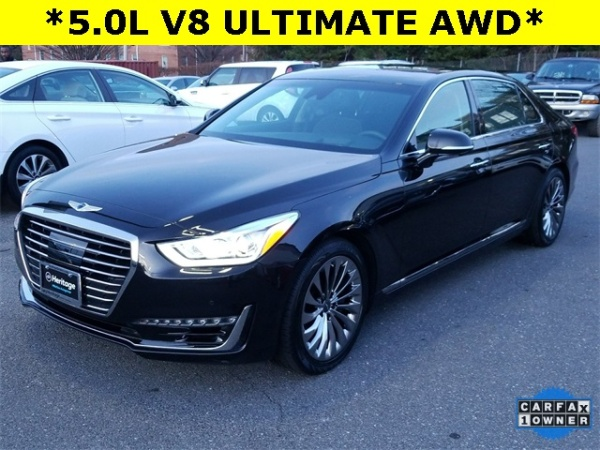 2018 Genesis G90 in Towson, MD