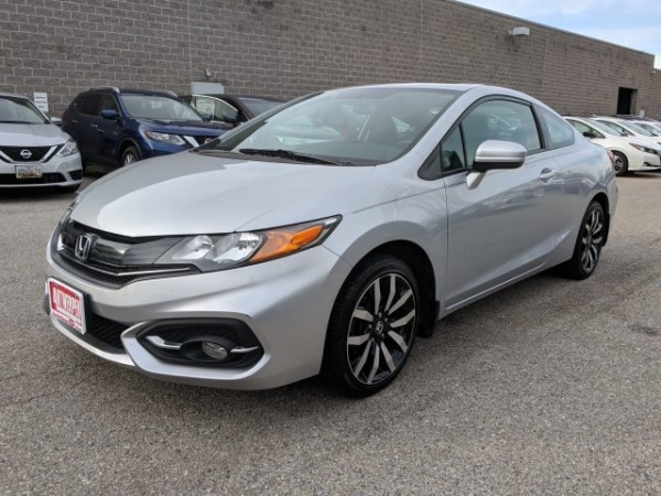 2014 Honda Civic Ex L With Navigation Coupe Cvt For Sale In
