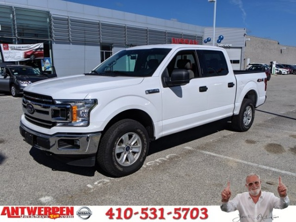 2019 Ford F-150 in Clarksville, MD