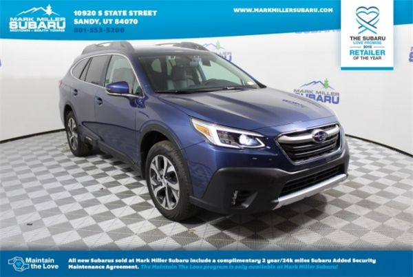 2020 Subaru Outback in Sandy, UT