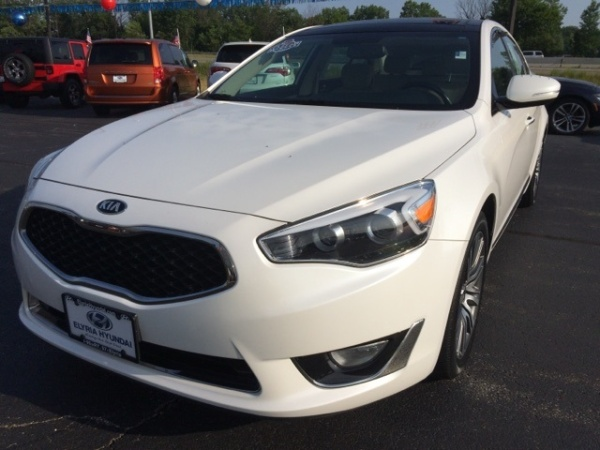 used kia cadenza for sale in north olmsted oh u s news world report. Black Bedroom Furniture Sets. Home Design Ideas