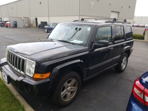 jeep commander owners manual 2010