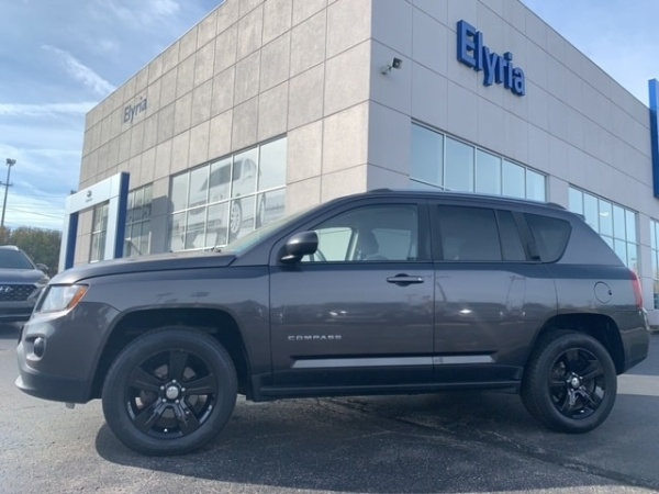 2014 Jeep Compass in Elyria, OH