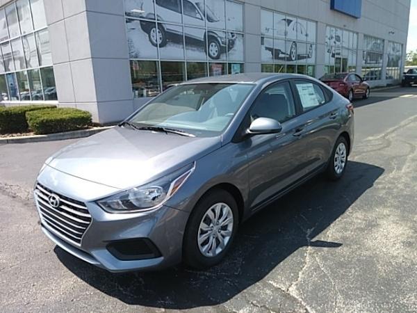 2020 Hyundai Accent