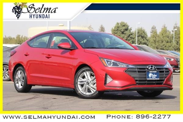 2020 Hyundai Elantra in Selma, CA