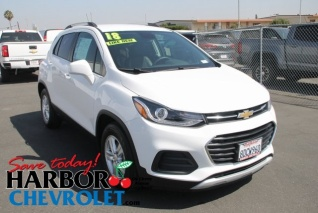 Used 2018 Chevrolet Trax LT FWD For Sale In Long Beach, CA