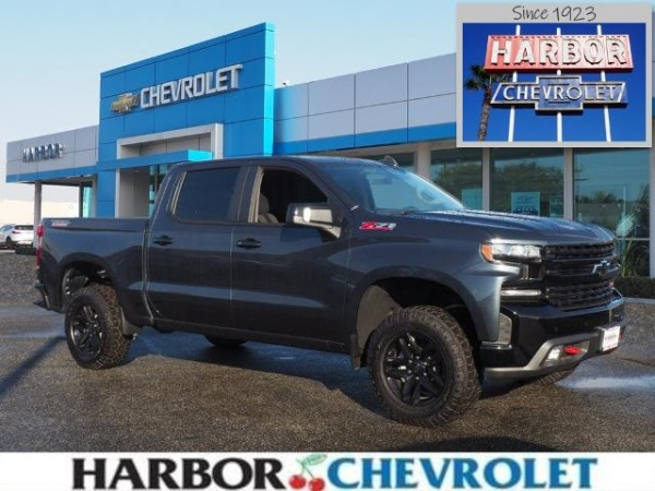 2020 Chevrolet Silverado 1500 in Long Beach, CA
