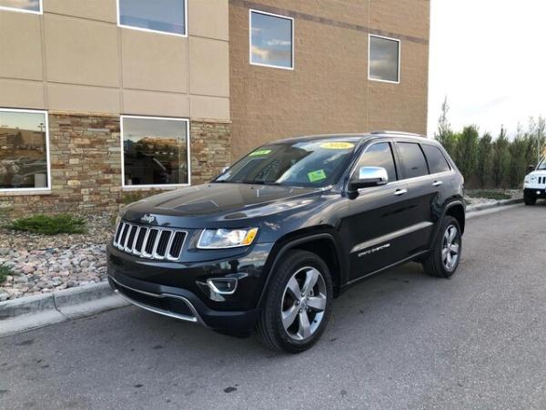 2016 Jeep Grand Cherokee in Colorado Springs, CO