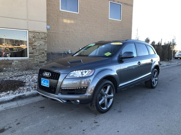 2015 Audi Q7 in Colorado Springs, CO