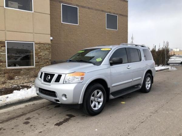 2015 Nissan Armada in Colorado Springs, CO