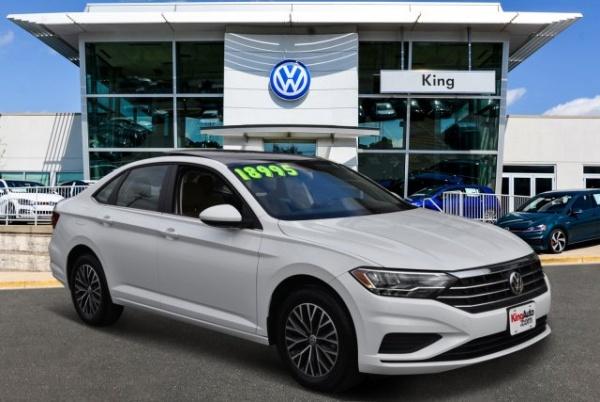 2019 Volkswagen Jetta SE