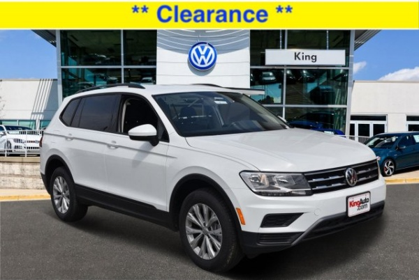 2019 Volkswagen Tiguan in Gaithersburg, MD