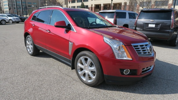 2016 Cadillac SRX in Louisville, KY