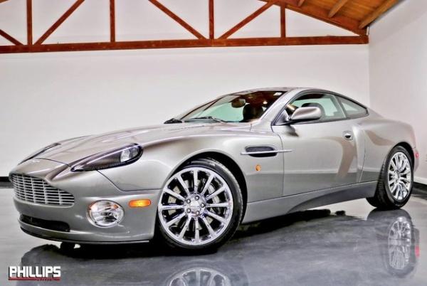 2003 Aston Martin Vanquish Vanquish