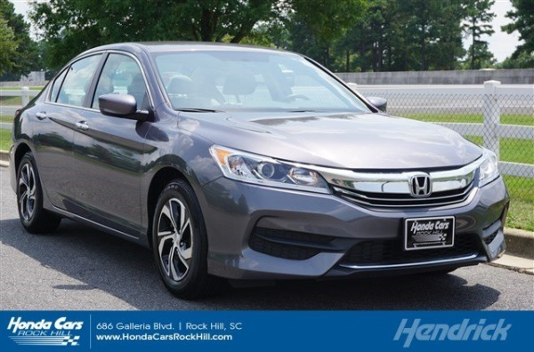 2017 Honda Accord in Rock Hill, SC