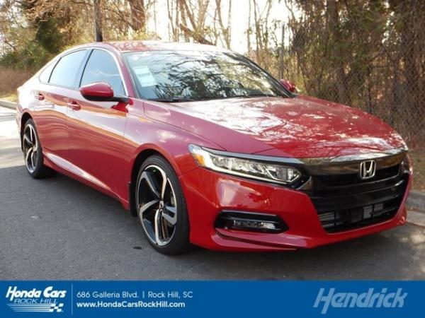 2020 Honda Accord in Rock Hill, SC