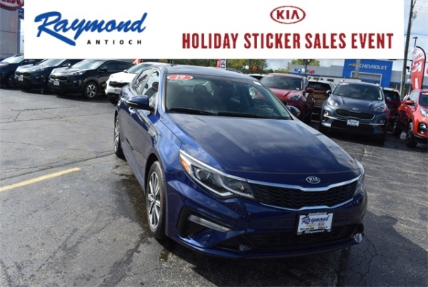 2019 Kia Optima in Antioch, IL