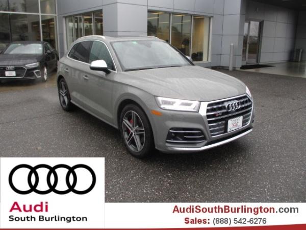 2020 Audi SQ5 in South Burlington, VT