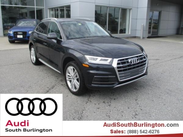 2020 Audi Q5 in South Burlington, VT