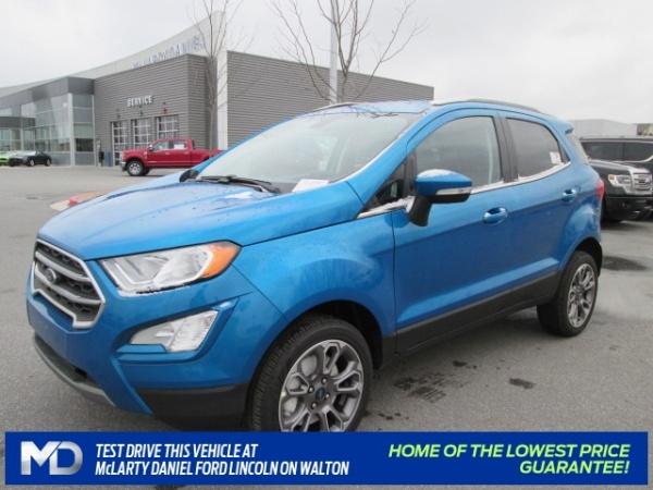 2020 Ford EcoSport in Bentonville, AR