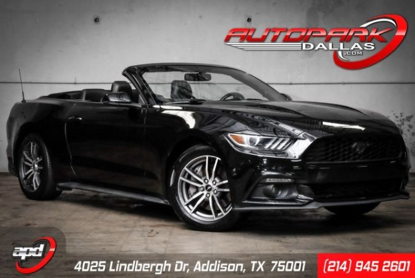 2016 Ford Mustang in Addison, TX