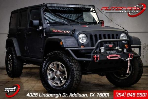 2013 Jeep Wrangler in Addison, TX