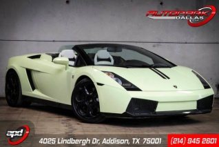 Used Lamborghinis For Sale In Italy Tx Truecar