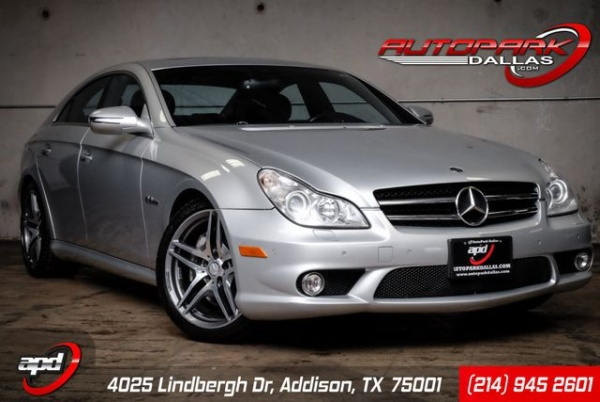 2011 Mercedes-Benz CLS CLS 63 AMG For Sale in Addison, TX