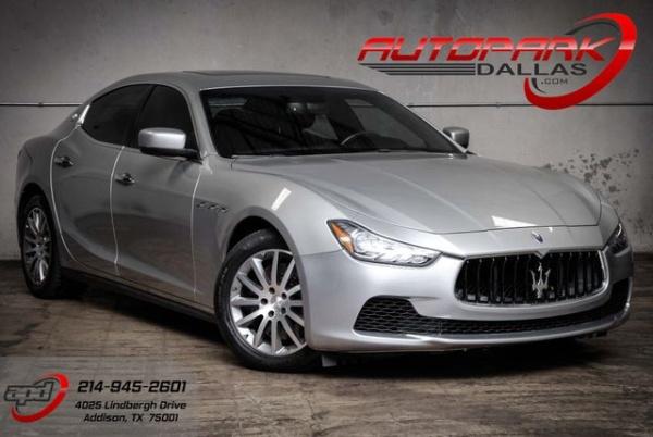 2014 Maserati Ghibli in Addison, TX
